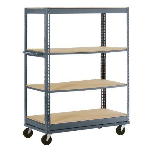 Metal Cart 2 Walmart Shelf