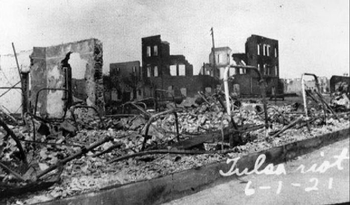 What Happened To Black Wall Street On June 1 1921 Black Wall