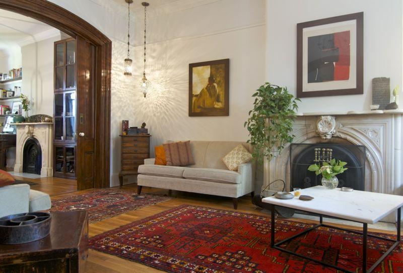 Diseño Salon Alfombra étnica House Decoration Items Home Decor Decorative Accessories
