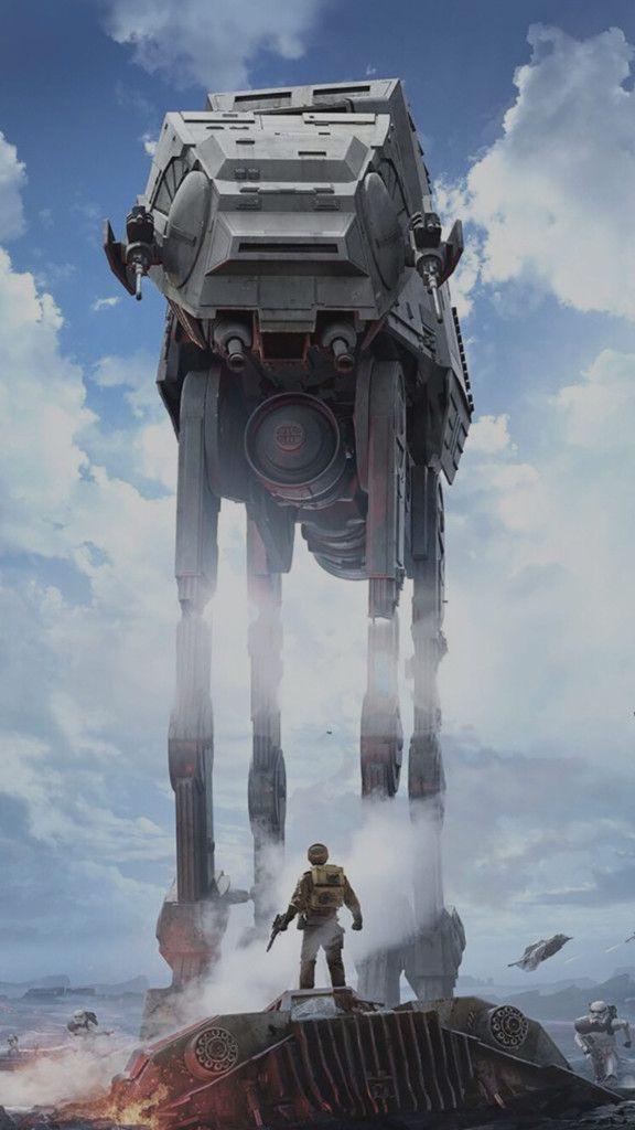 Disfruta de estos fondos de pantalla de Star Wars para el