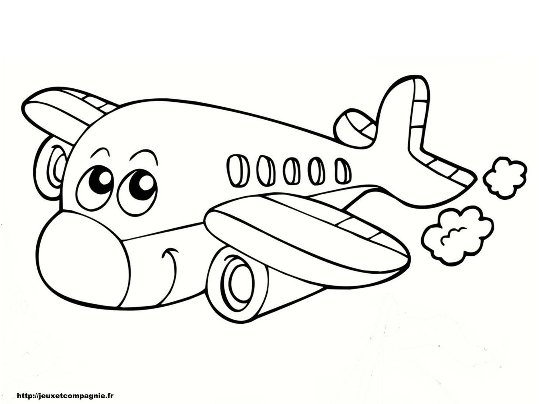 Avion dessin recherche google dopravn prost edky - Avion coloriage ...