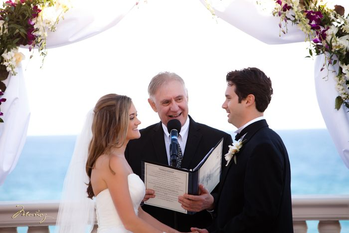 Emily & Jeff's stunning wedding at The Breakers