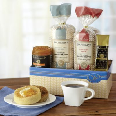 Continental Breakfast Box