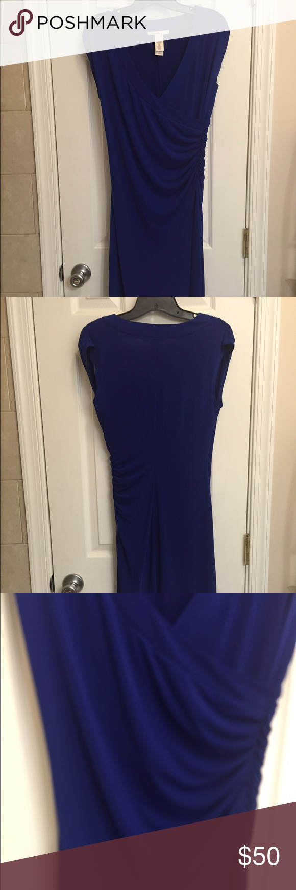Laundry by design lake blue dress NWT Absolutely stunning Blue