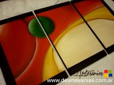 Cuadro decorativo : DeArtesanias - Feria virtual de artesanos argentinos