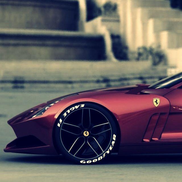 new Ferrari?