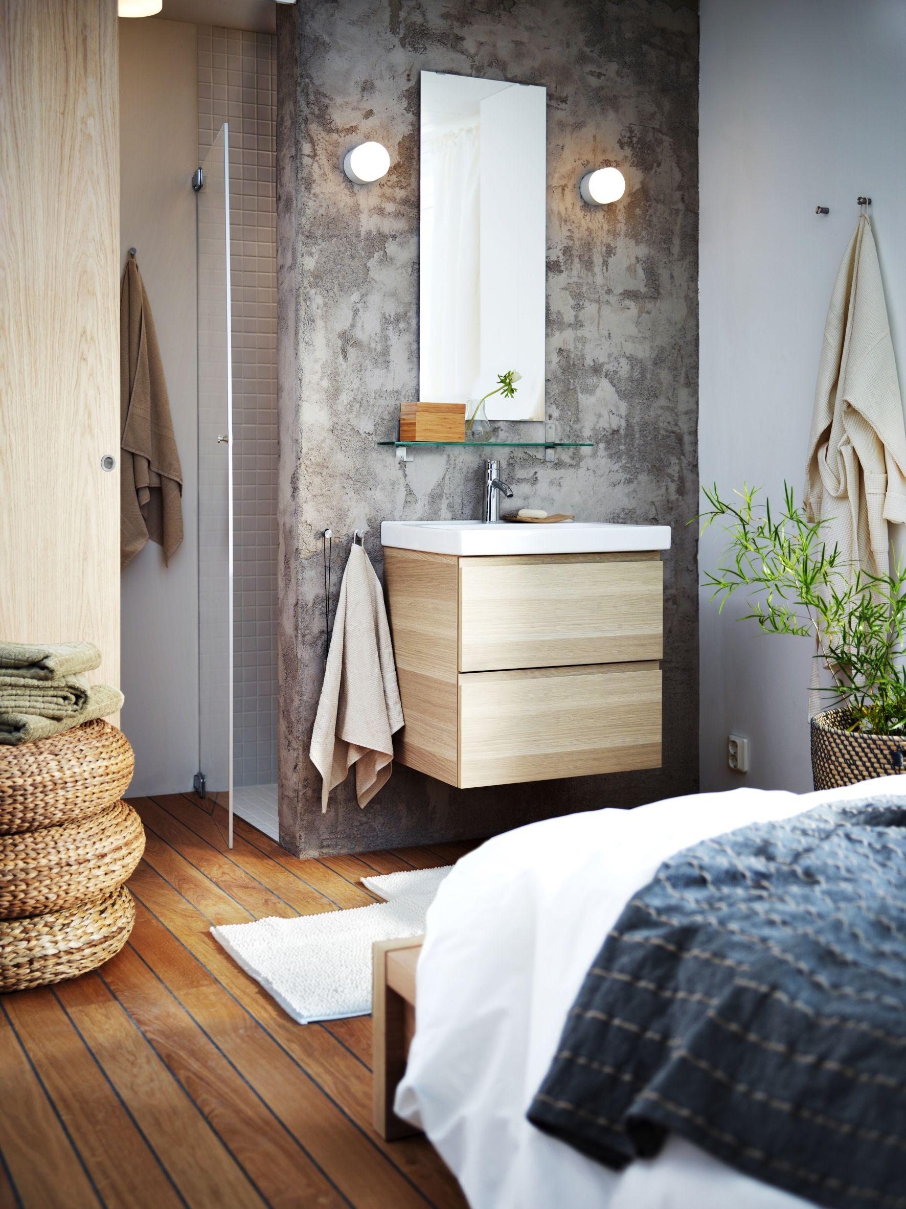 GODMORGON wastafelkast | #IKEA #badkamer #wastafel | Deco ...