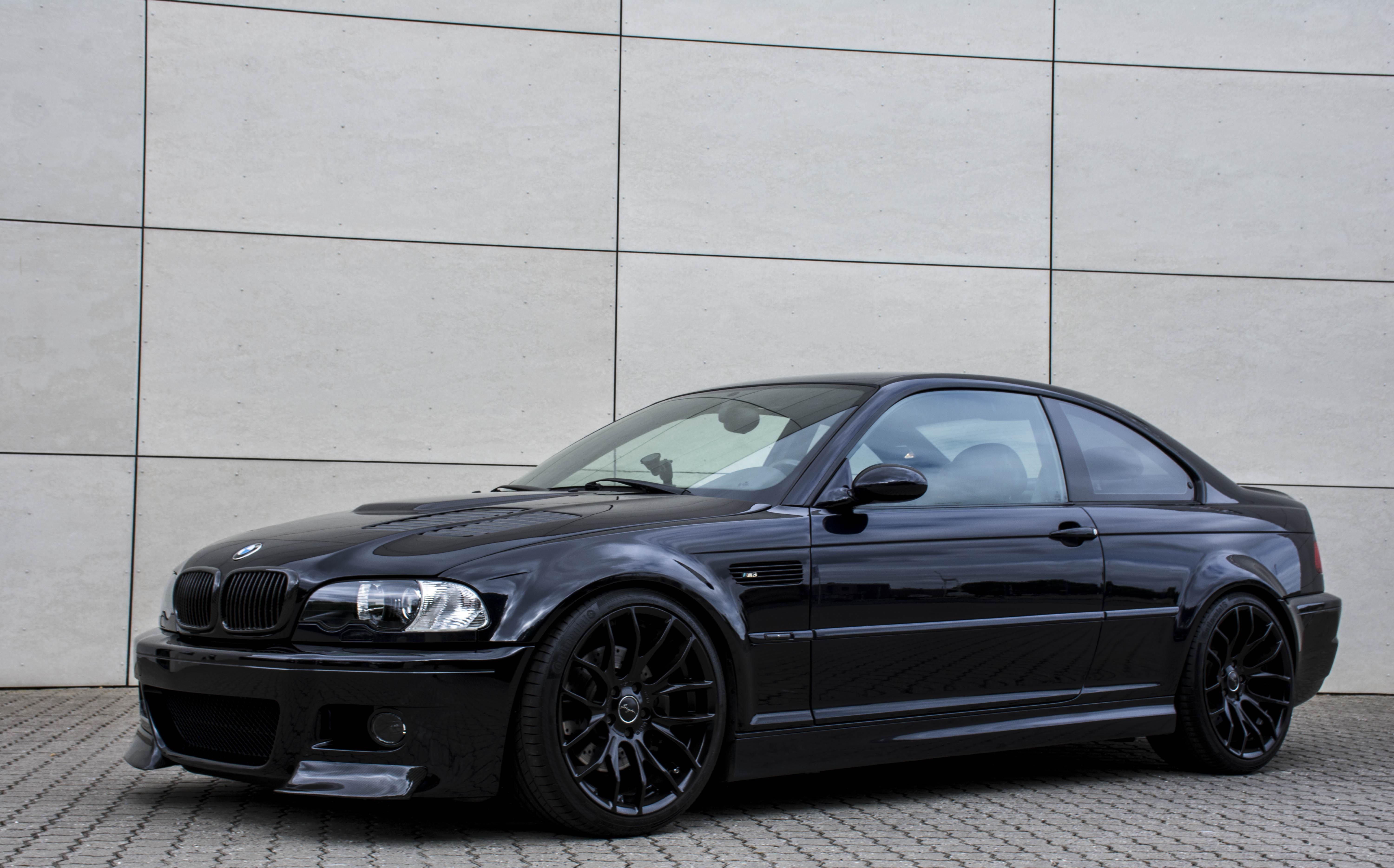 2108171e8aa9 ... Schmiedmann - New parts. BMW M3 E46 with seibon carbon hood and  kidneys