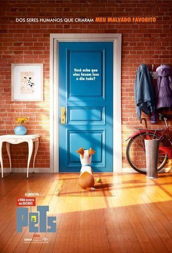 Assistir Pets A Vida Secreta Dos Bichos Online Dublado Ou