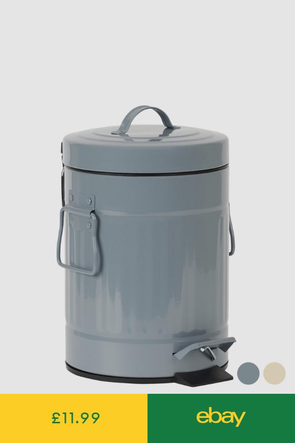 Waste Bins Dustbins Home Furniture Diy Ebay Kitchen
