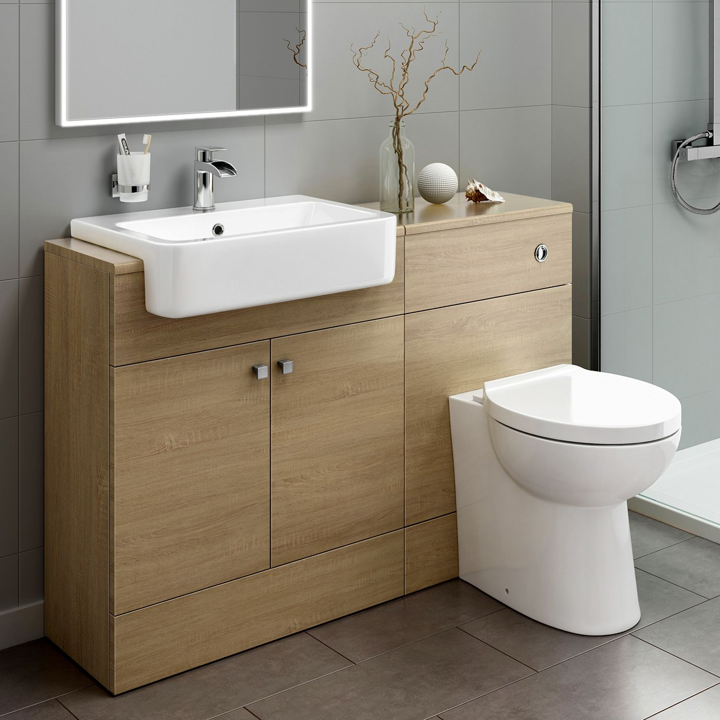 Are you looking for the bathroom of your dreams? Stunning at low