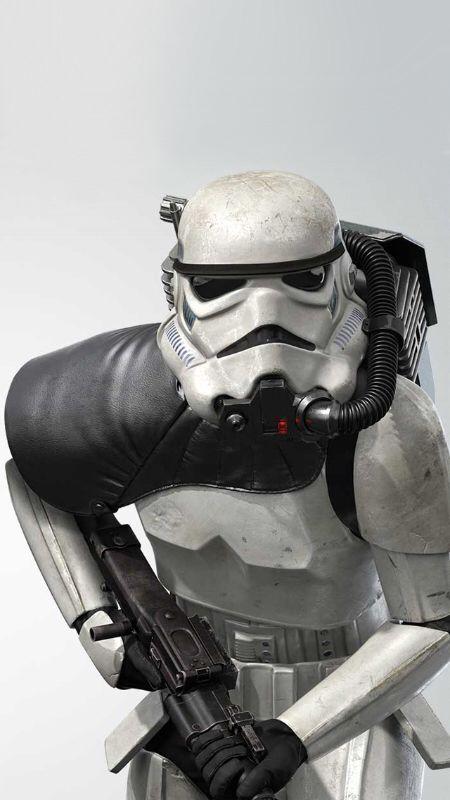 Star Wars Battlefront Storm Trooper Iphone Wallpaper Size Star Wars Trooper New Star Wars Star Wars Celebration