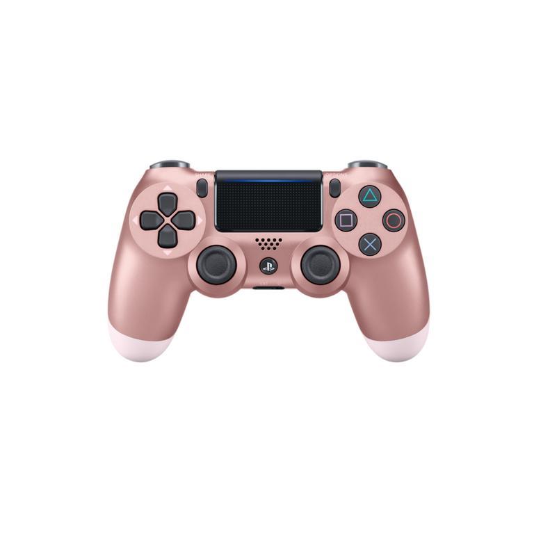 Sony Dualshock 4 Rose Gold Wireless Controller Playstation 4 Gamestop Dualshock Wireless Controller Playstation Controller