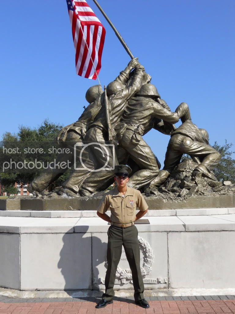 The Freeper Canteen Salutes the U.S. Marine Corps on its