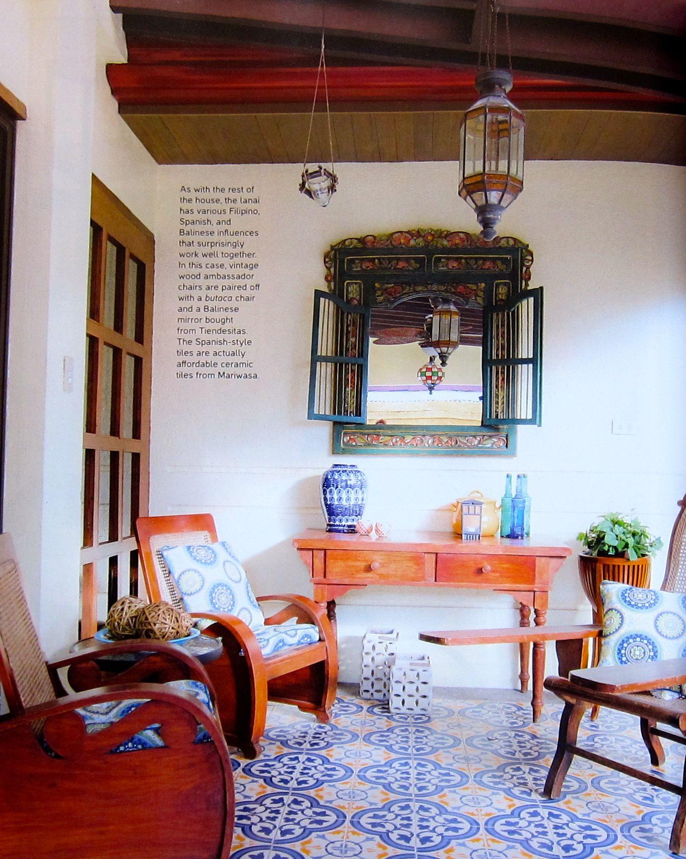 Philippine Home Filipino Interior Design Interior Design Design