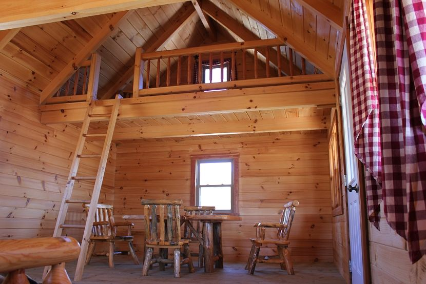Log cabin and lofts google search emily pinterest for Loft cabins