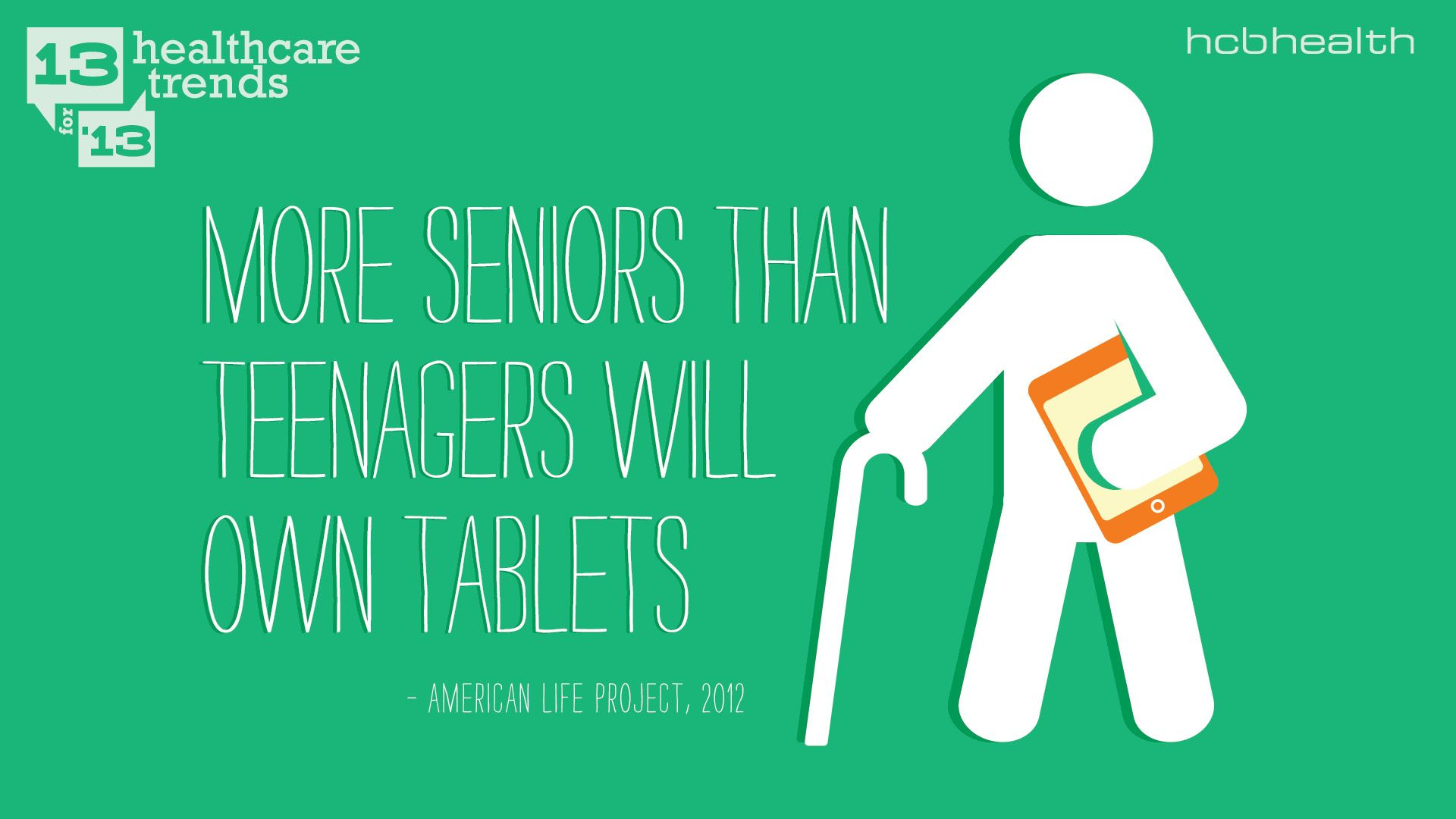 More Seniors Than Teenagers Will Own Tablets Life Life Changes American Life
