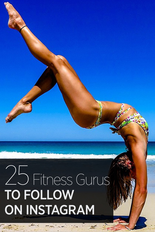 25 Inspiring Fitness Girls To Follow On Instagram Health Diet Fitness Fitness Motivatio