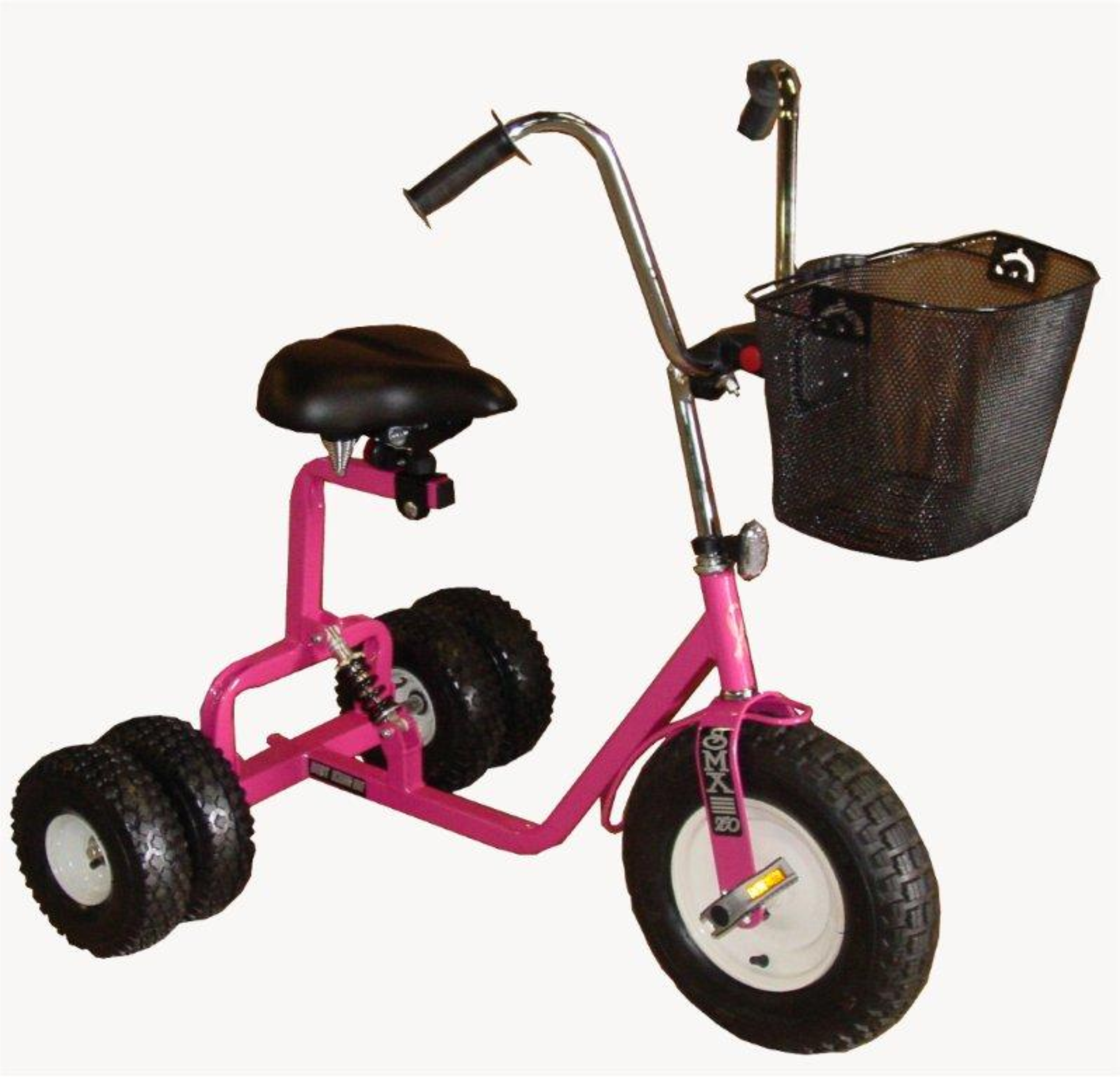 Adult tricycle