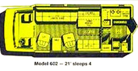 1979 Dodge Trans Van Motorhome Vans Camper