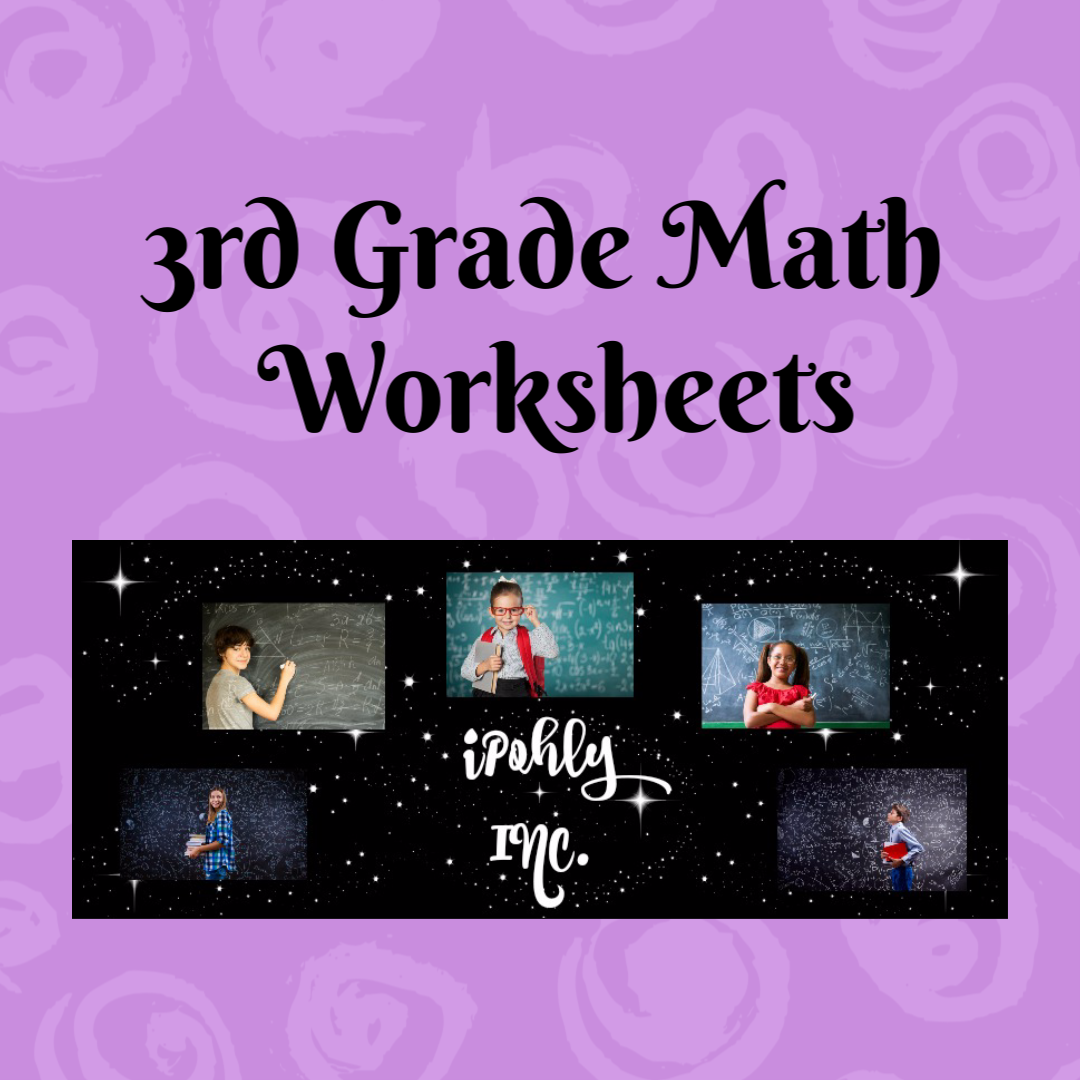 Pin By Ipohly Inc Education On 3rd Grade Math Worksheets