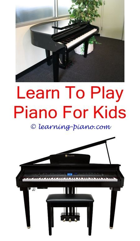 Learnpiano What You Need To Learn To Play Piano Best Program For