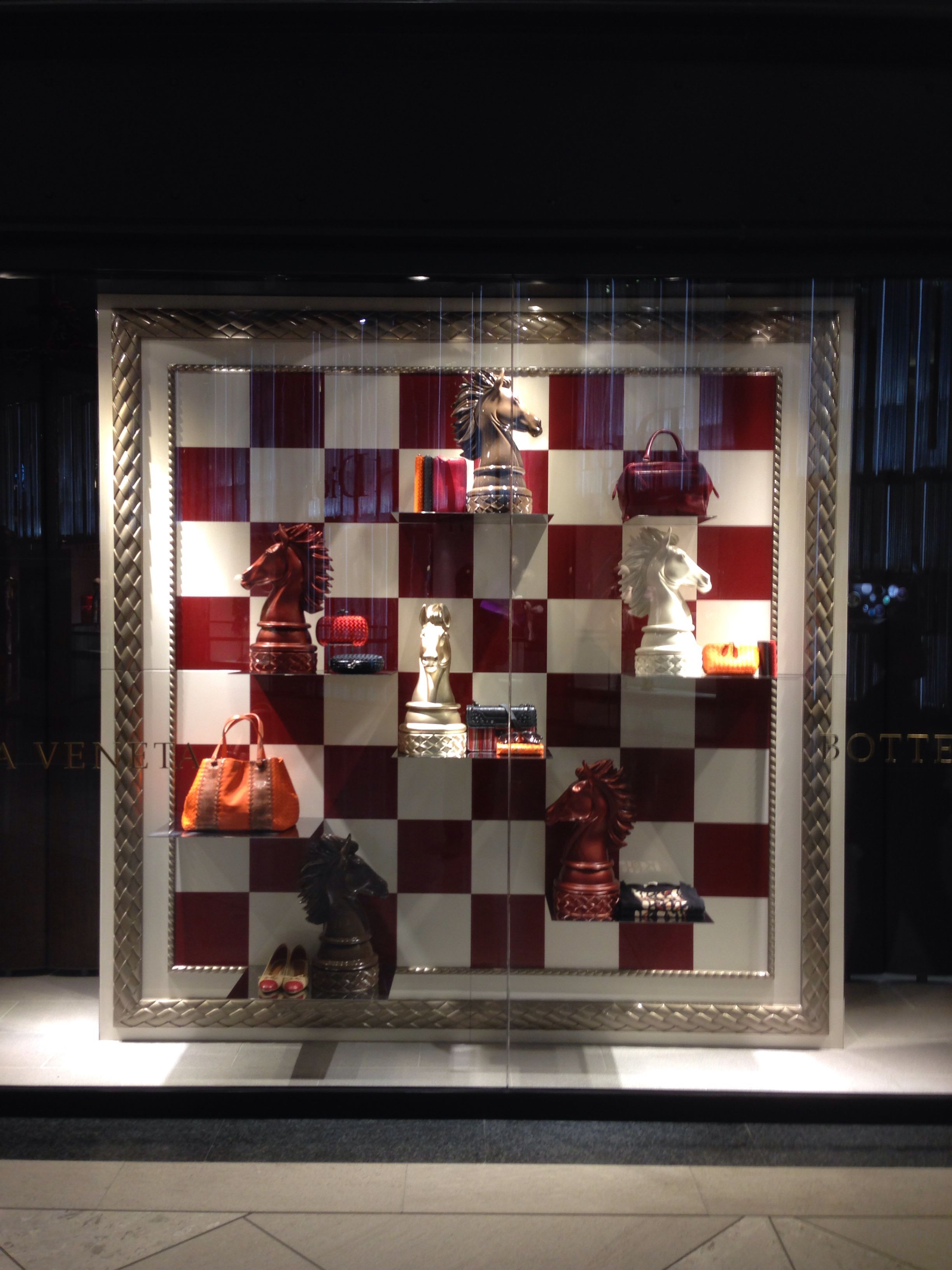 Lk By Lincoln Keung Bottega Veneta Window Display  The
