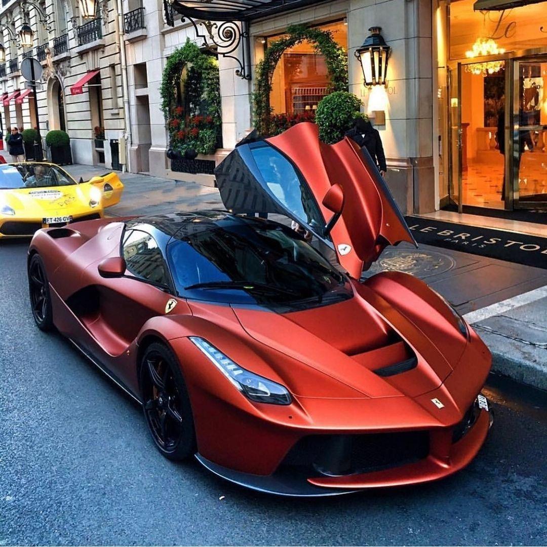 Laferrari Bronzo Opaco Best Color On A Laferrari Ever P Luxury Sports Cars Coches De Lujo Superdeportivos