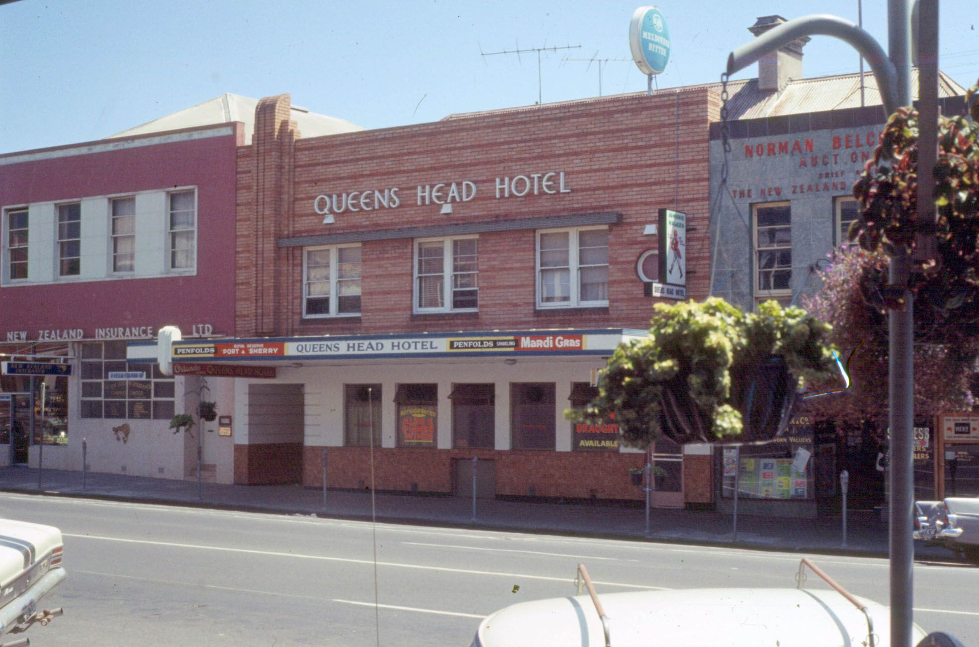 Queens Head 121 Ryrie Street Geelong House Styles Mansions Australia
