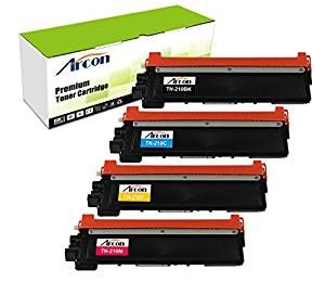 Arcon 4pk Replacement For Brother Tn210bk Tn 210 Tn210 Toner Cartridge For Brother Hl 3040cn Hl 3070cw Hl 3045cn Hl 3075cw Toner Cartridge Printer Graphic Card