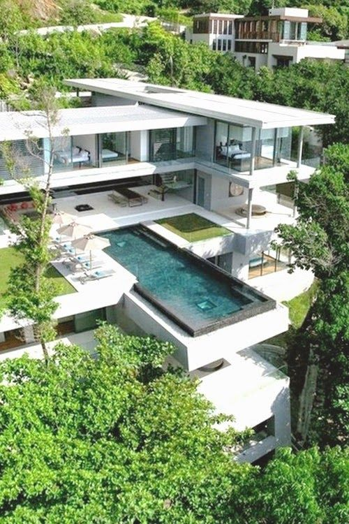 Designed For Life: U201cHouse On The Rocks U2013 Villa Amanzi, Phuket, Thailand  Villa Amanzi Designed By Original Vision, Managed By Luxuruy Resort  Operators Paresa ...