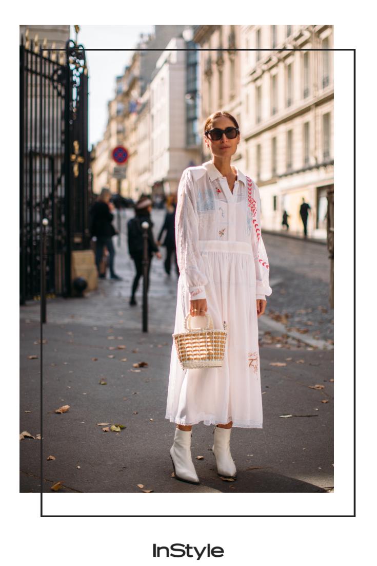 Weiße Kleider 2020: Trends & Styling | Kleider, Mode, Modestil