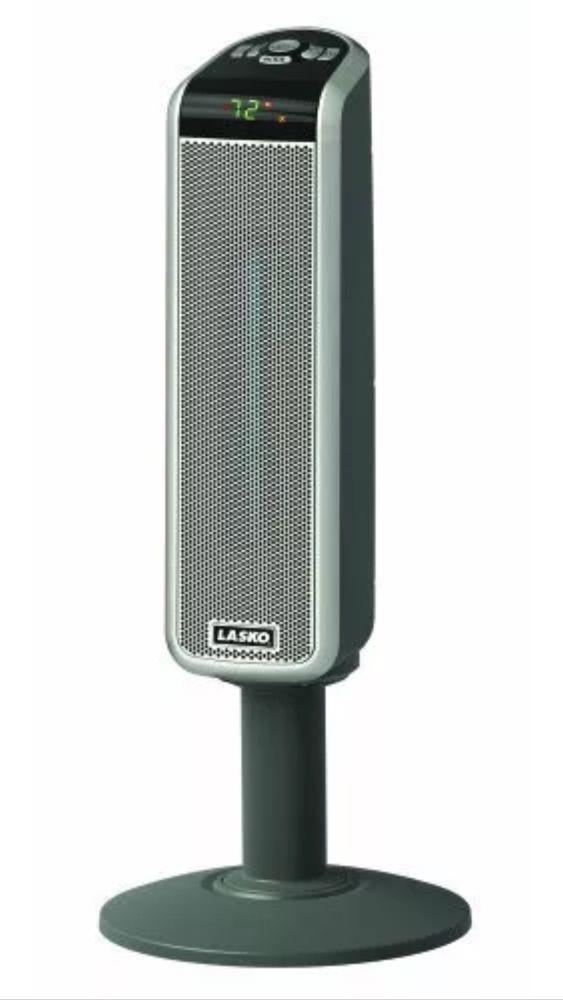 Lasko 5397 Digital Portable Space Ceramic Pedestal Heater With Remote Control 46013764423 Ebay With Images Ceramic Heater Tower Heater Lasko