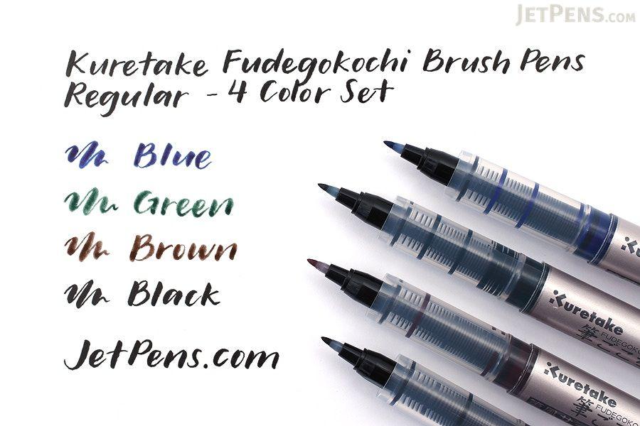 Regular Kuretake Fudegokochi Brush Pen
