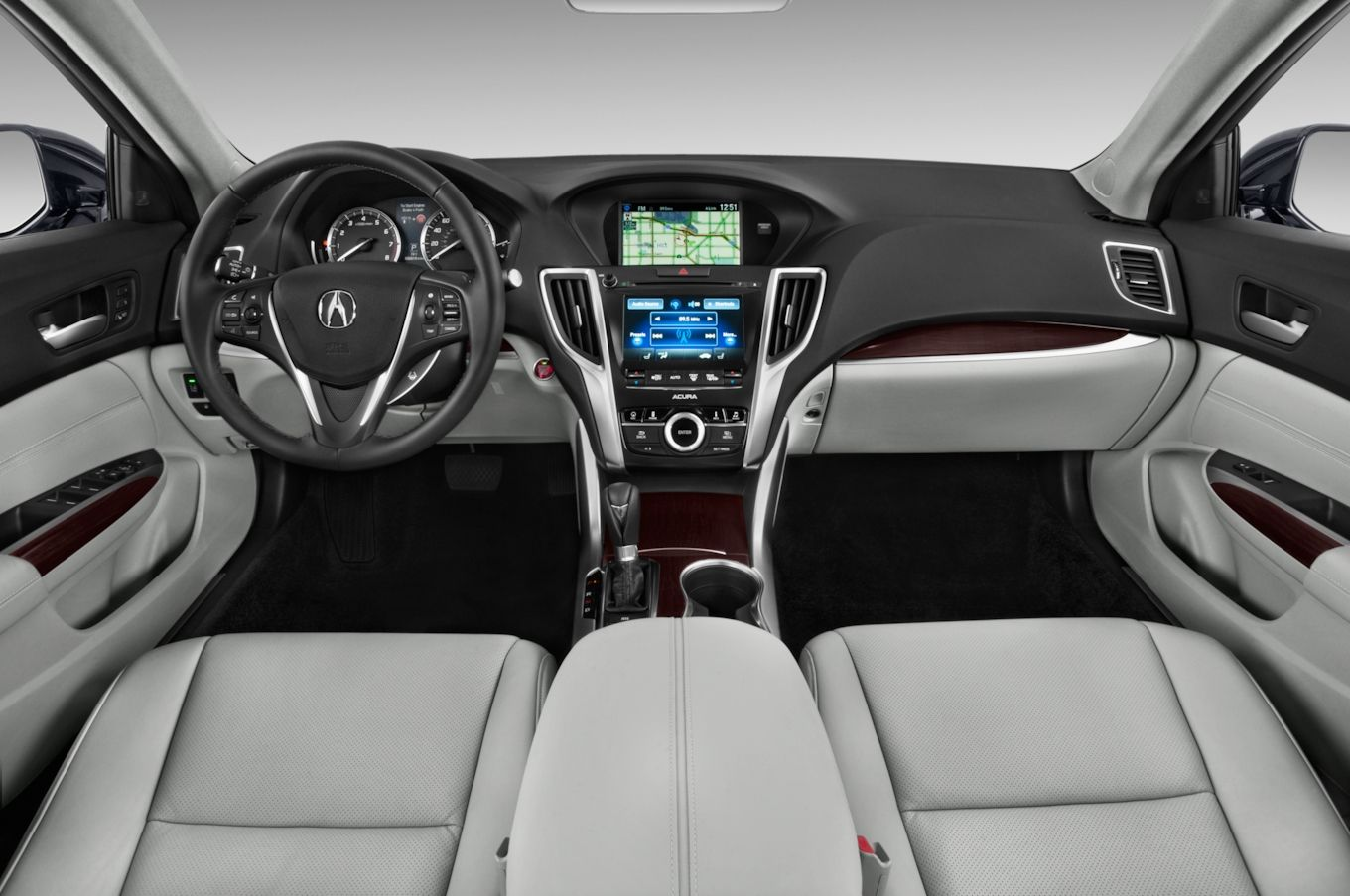 2017 Acura Tlx Reviews And Rating Motor Trend Inside Exterior Interior Review