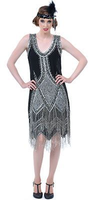1920s dress plus size flapper
