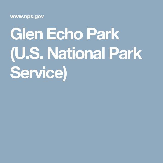 Glen Echo Park (U.S. National Park Service)