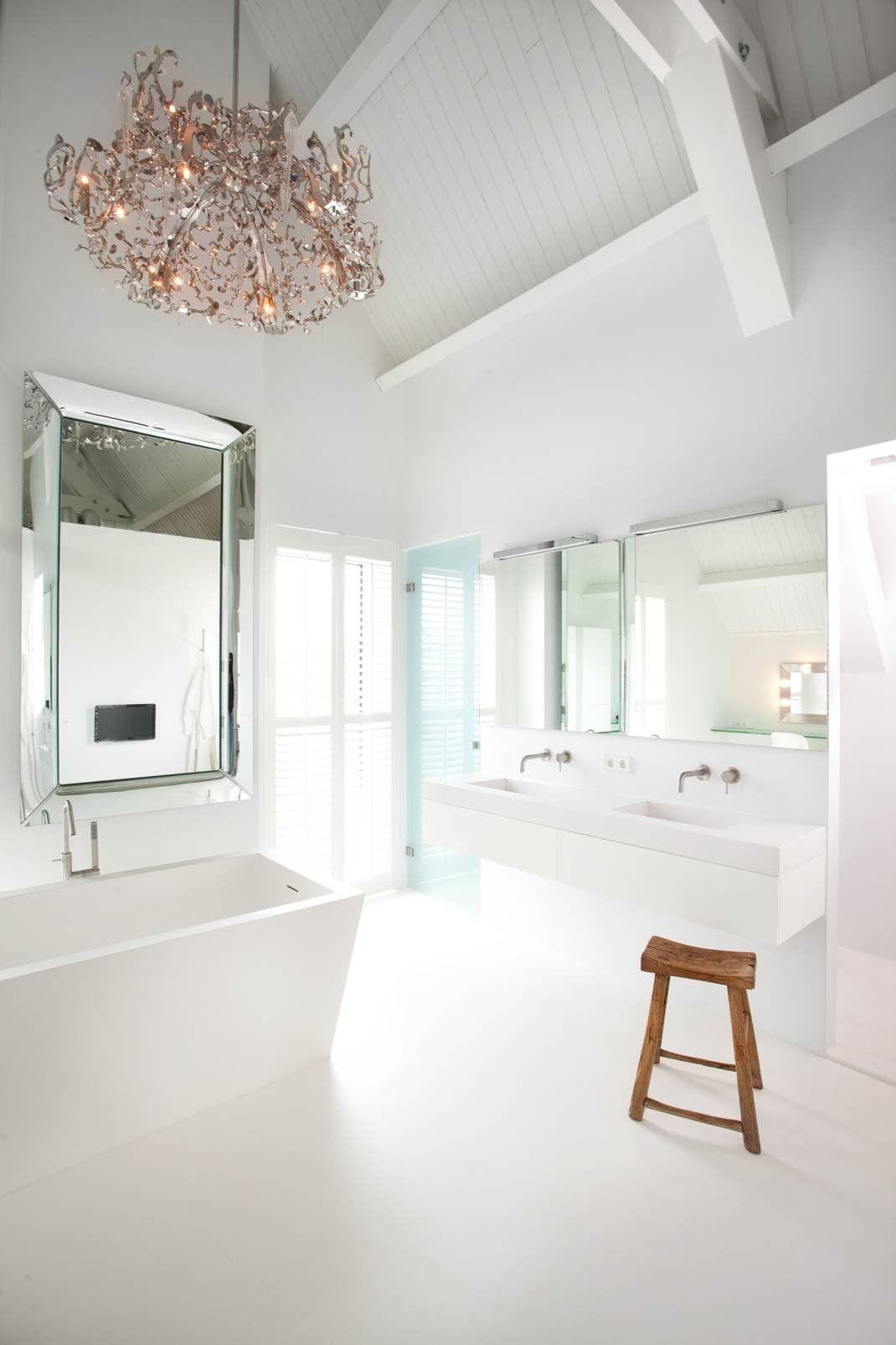 De interieurarchitecten van Sjartec badkamers ontwerpen graag, in ...