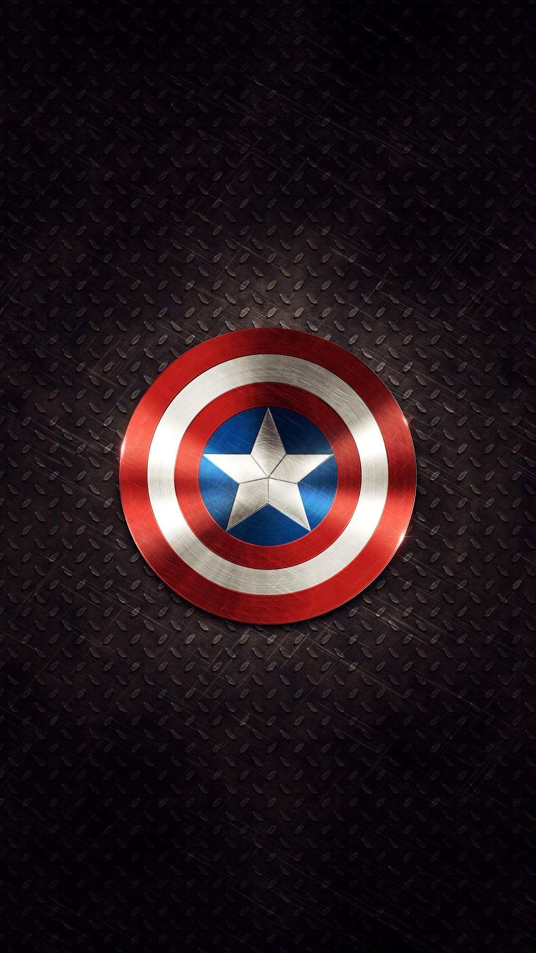 Captain America Wallpaper 4k Mobile Gallery The Avengers Seni Seni Abstrak