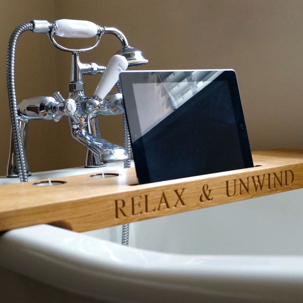 Bathroom tray | 5th Anniversary Gifts - Wood | Pinterest | Trays ...
