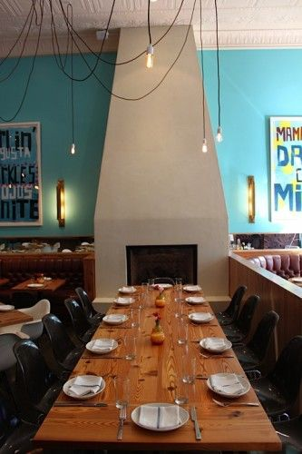 Take A First Look At La Condesa Now Open In Napa Communal Table - Open table st helena
