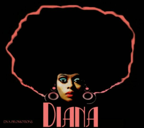 Diana Ross by Dva Promotions!