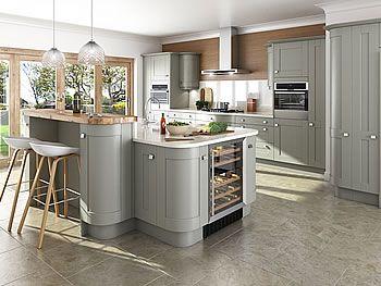 Graphite Kitchens Kitchen Units At Trade Prices Diy