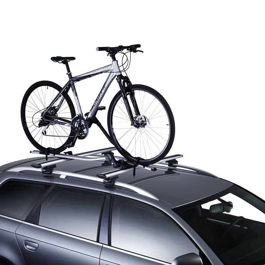 audi roof bike rack