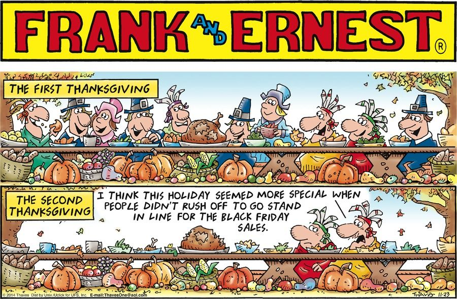 Frank and Ernest by Thaves for Feb 26, 2018 First