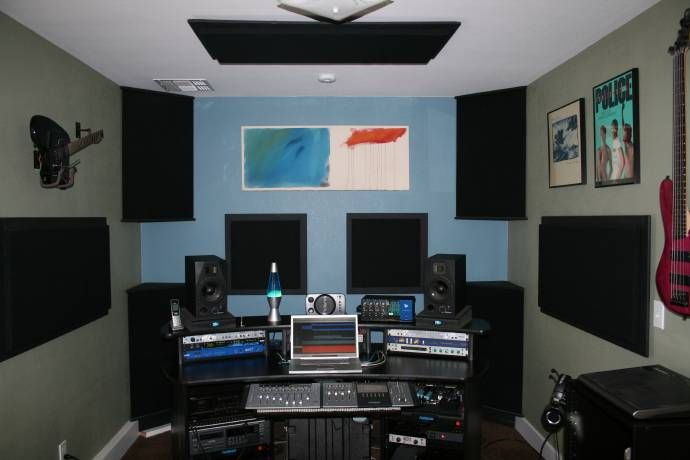 Excellent 17 Best Images About Home Recording Studios On Pinterest Music Largest Home Design Picture Inspirations Pitcheantrous