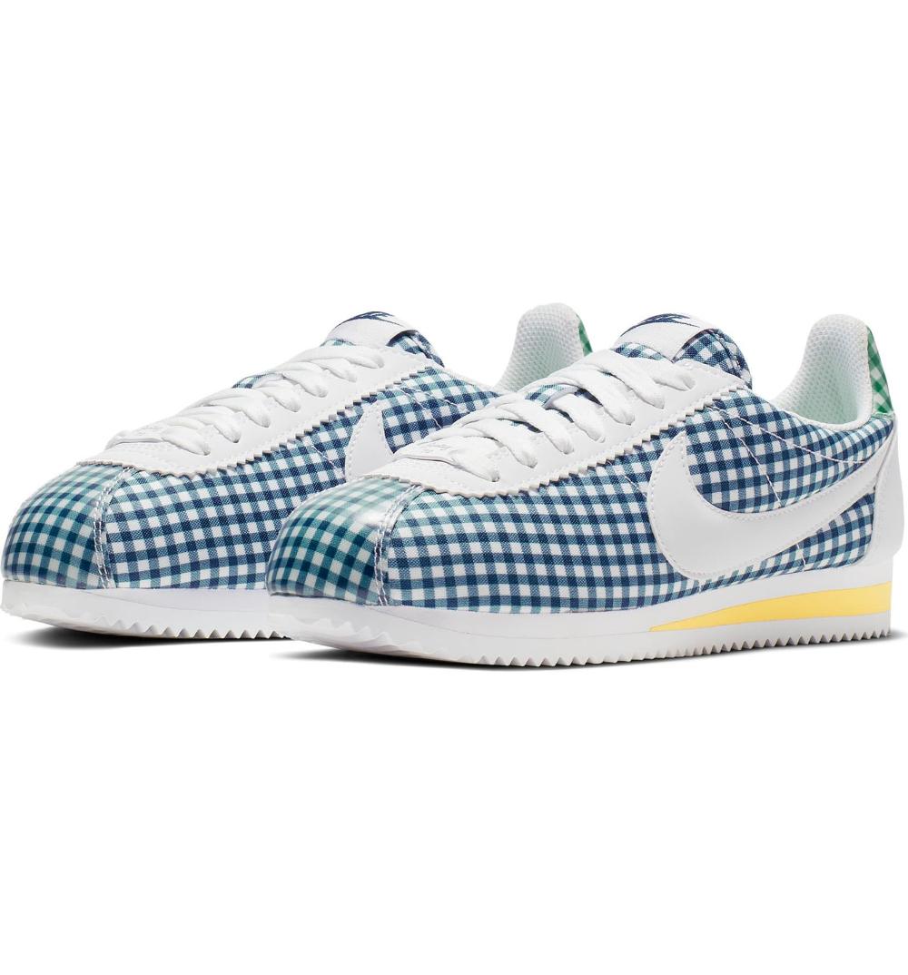 Nike Classic Cortez QS Gingham Sneaker