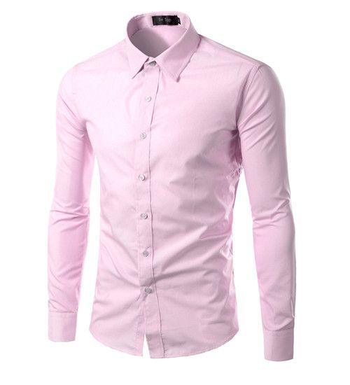 823c5f1e0a8b8 Brand 2016 Dress Shirts Mens Striped Shirt Slim Fit Chemise Homme Long  sleeve Men Shirt Heren