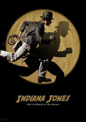 Indiana Jones/TinTin Mashup