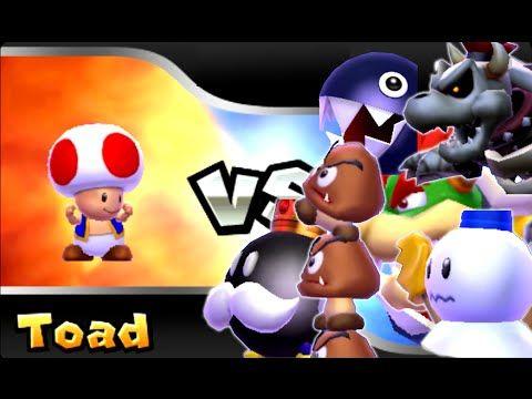 Mario Party Island Tour All Boss Battles Youtube